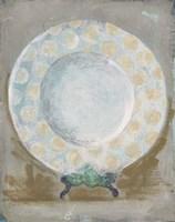 Dinner Plate III Fine Art Print