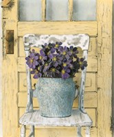Cottage Bouquet II Fine Art Print