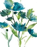 Blueberry Blooms  I Fine Art Print