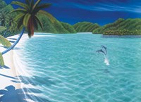 Trunk Bay Fine Art Print