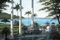 Caribbean Comfort Fine Art Print