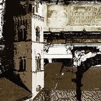Architectural Renaissance II Framed Print
