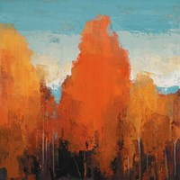 The Maples II Fine Art Print