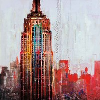 The City That Never Sleeps I Fine Art Print