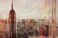 Shades of New York Fine Art Print