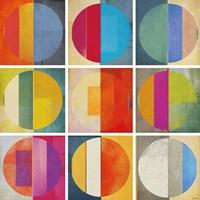 Pattern Tiles I Fine Art Print