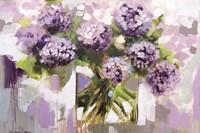 Blush Hydrangea Fine Art Print