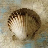 Seaside Souvenir Framed Print