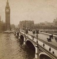 Historical London Fine Art Print