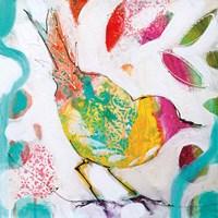 Petite Bird IV Fine Art Print