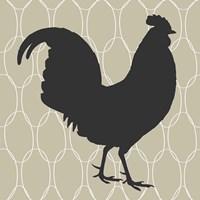 Cock-a-doodle-doo Fine Art Print