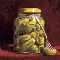 The Pickle Fork Fine Art Print