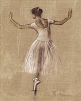 Bourees IV Fine Art Print