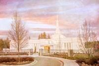 Spokane Temple II Fine Art Print