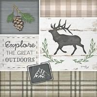 Explore the Great Outdoors Fine Art Print