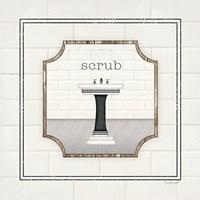 Sink Scrub Fine Art Print