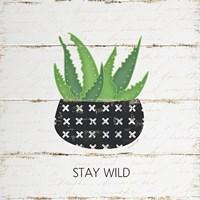 Stay Wild Fine Art Print