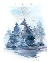 Winter Forest Fine Art Print