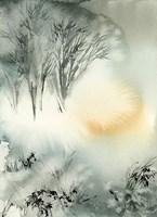 Winter Scape V Fine Art Print