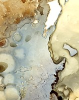 Earth Tone Abstract V Fine Art Print