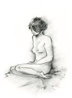 Nude Figure II Fine Art Print