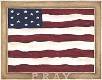 US Pray Fine Art Print