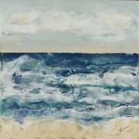 Celeste and Sea Fine Art Print