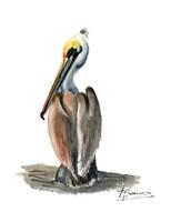Beach Bird Fine Art Print