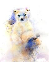 Bear Cub II Fine Art Print