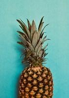 Blue Pineapple Fine Art Print