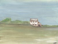 Barn III Fine Art Print