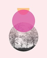 Pink Trees Fine Art Print