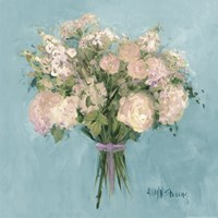 Rose Bouquet I Fine Art Print