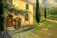 Tuscan Spring Fine Art Print