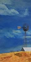 Windmill Ranch Fine Art Print