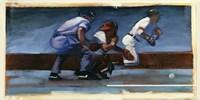 Baseball II Fine Art Print