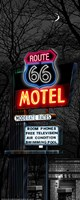 No Tell Motel Fine Art Print