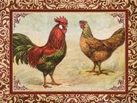 Chicken I Fine Art Print