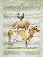 Farm Stand I Fine Art Print
