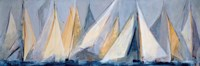 First Sail I Fine Art Print