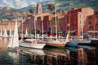 Porto Fino Fine Art Print