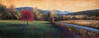 Near Salem Fine Art Print