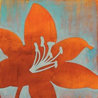 Cosmic Bloom I Fine Art Print