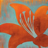 Cosmic Bloom II Fine Art Print