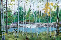 Oxtounge Rapids Fine Art Print