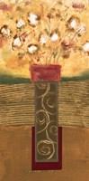 Floral Filigree I Fine Art Print