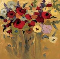 Jewel Bouquet Fine Art Print