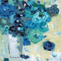 Harmony in Blue Fine Art Print