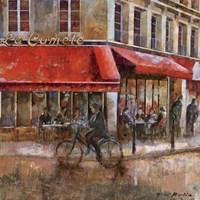 La Comte Paris Fine Art Print