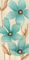 Waterflowers I Fine Art Print
